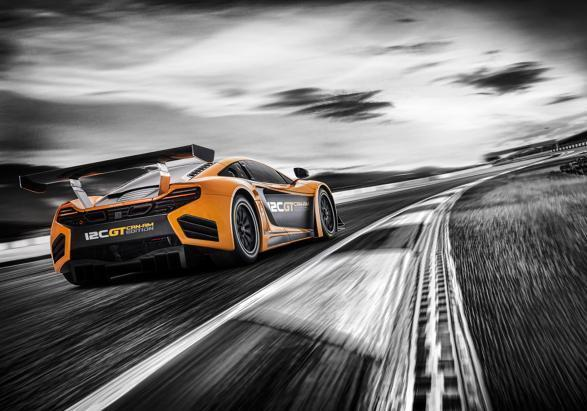 McLaren MP4 12C GT Can-Am Edition