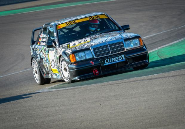 Mercedes 190 E 2.5-16 Evolution II nel DTM