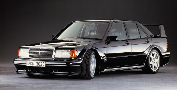 Mercedes 190 E 2.5-16 Evolution II
