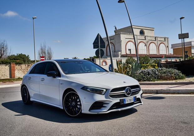 Mercedes-AMG A 35 AMG Race Edition