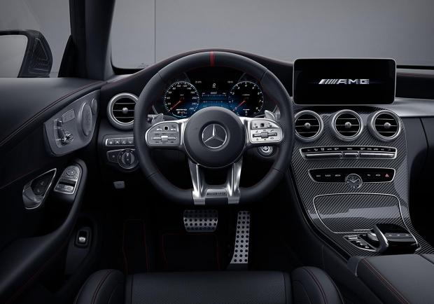 Mercedes-AMG C 43 Serie Speciale Race Edition interni