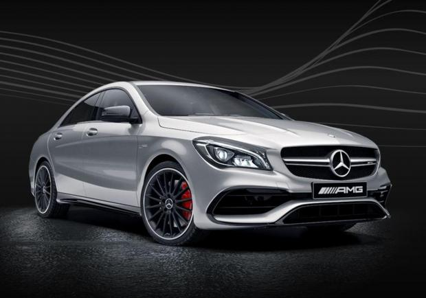 Mercedes-AMG CLA 43 Serie Speciale Race Edition