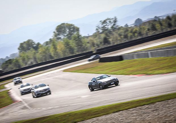Mercedes AMG Driving Academy 14