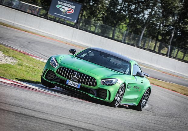 Mercedes AMG Driving Academy 3