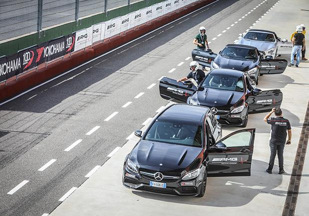 Mercedes AMG Driving Academy 5