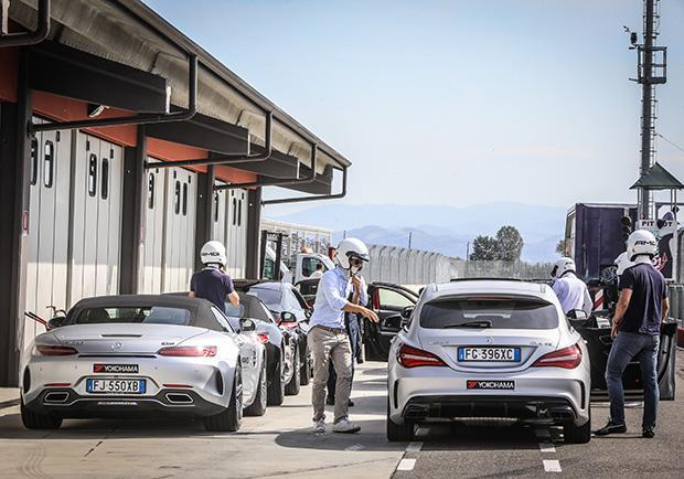 Mercedes AMG Driving Academy 6