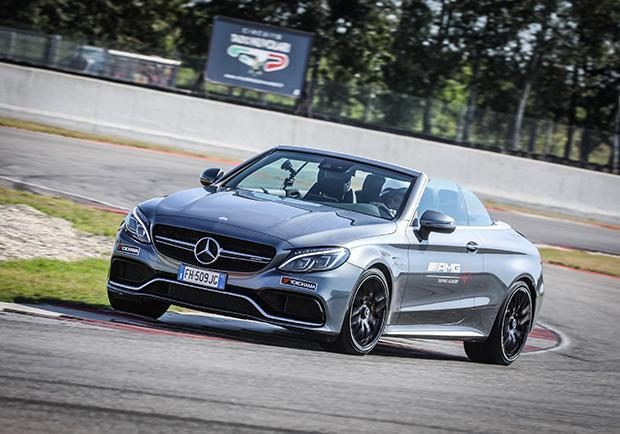 Mercedes AMG Driving Academy 7