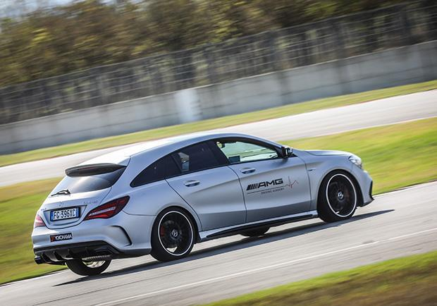 Mercedes AMG Driving Academy 9