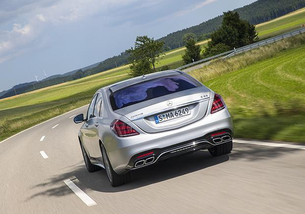 Mercedes-Benz Classe S 63 AMG restyling 2017