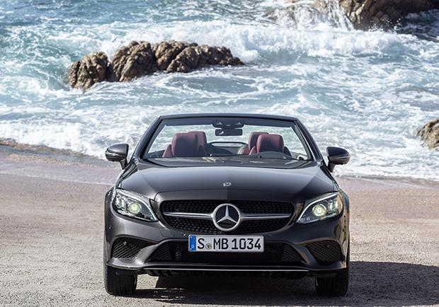 Mercedes, C come Coupé e Cabriolet 02