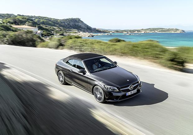 Mercedes, C come Coupé e Cabriolet 04