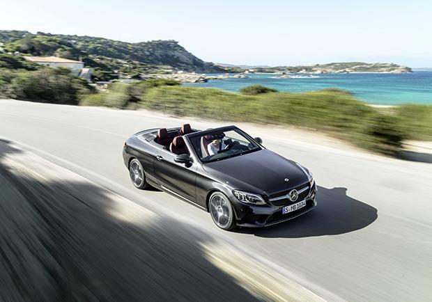 Mercedes, C come Coupé e Cabriolet 05