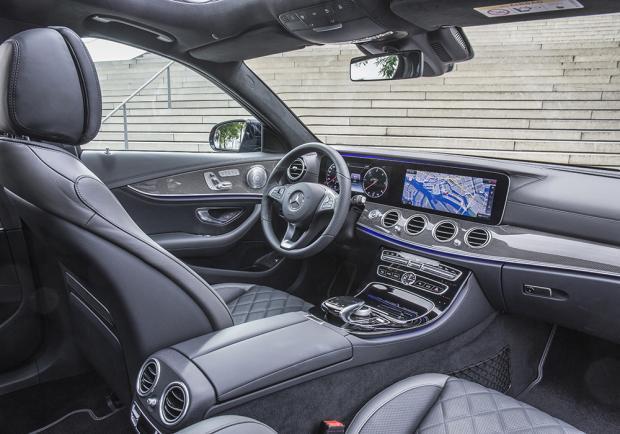 Nuova Mercedes Classe E Station Wagon Test Drive E Prezzi