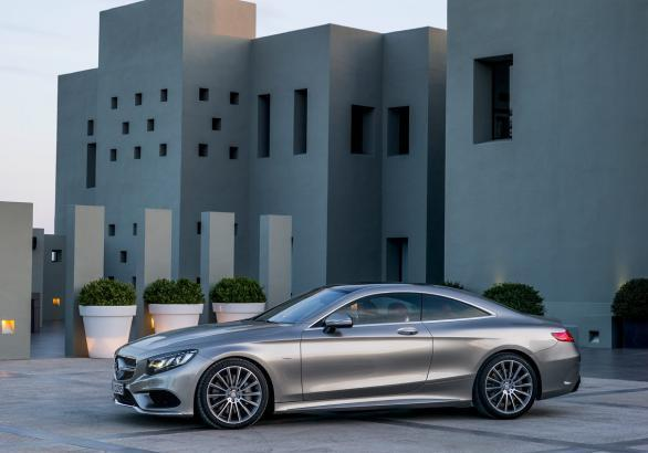 Mercedes Classe S Coup�