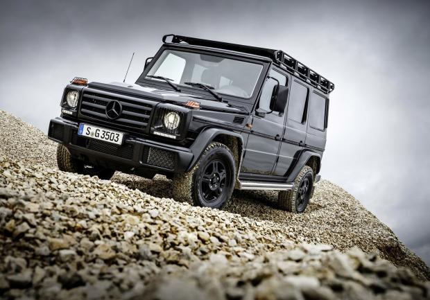 Mercedes gamma 4MATIC G
