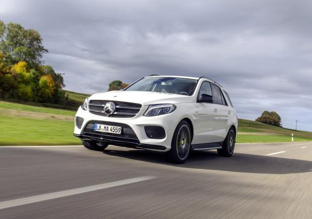 Mercedes gamma 4MATIC GLE