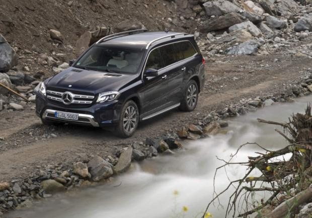 Mercedes gamma 4MATIC GLS