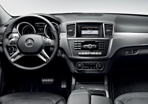 Mercedes ML Special Edition 16 interni