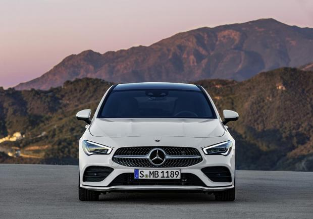 Mercedes, presentata la nuova CLA Coupé e Shooting Brake 07
