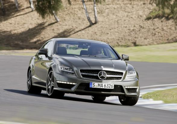 Mercedese CLS63 AMG