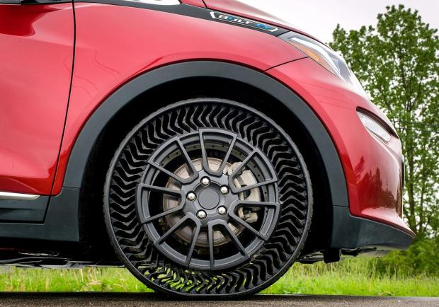 Michelin e General Motors, insieme per pneumatici airless 03