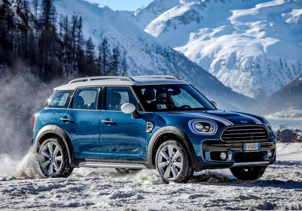 Mini, 'Baker Street Edition' anche Mini 3 e 5 porte
