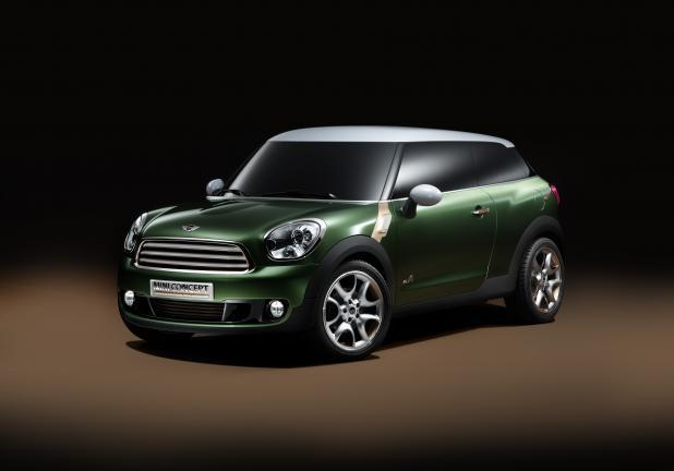Mini Countryman Coupé