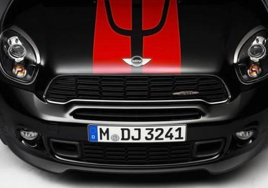 Mini Countryman John Cooper Works 6