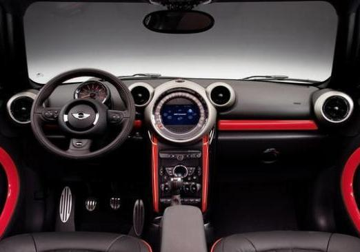 Mini Countryman John Cooper Works interni