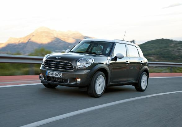 Mini Countryman per neopatentati