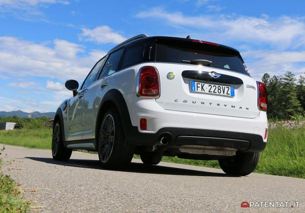 Mini Countryman S E ALL4 2018
