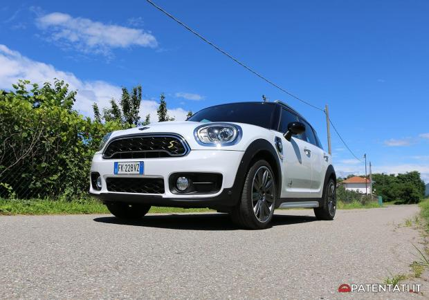 Mini Countryman S E ALL4 foto