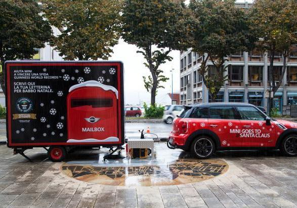 ?Mini Goes to Santa Claus? tappa a Messina Mini profilo