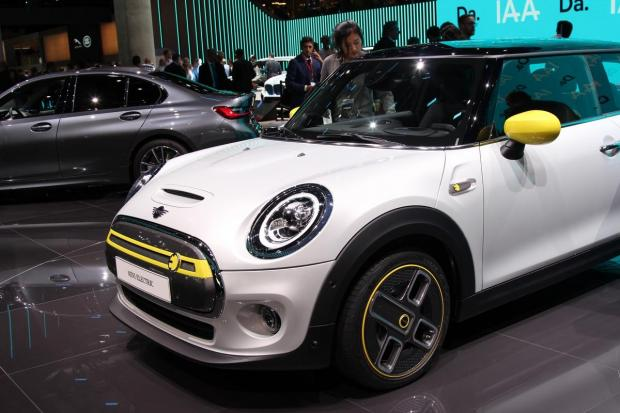 Mini, la prima 'full electric' a IAA 2019 12