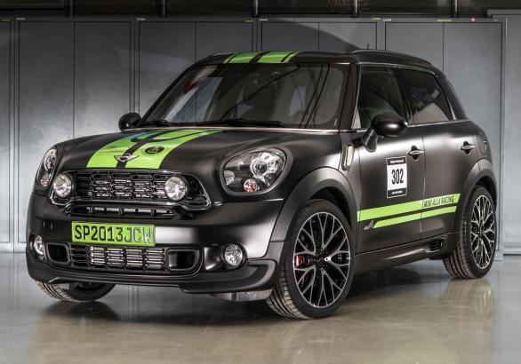 Mini John Cooper Works Countryman Dakar Winner 2013 011