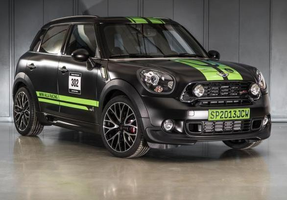 Mini John Cooper Works Countryman Dakar Winner 2013 022