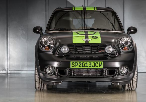 Mini John Cooper Works Countryman Dakar Winner 2013 033