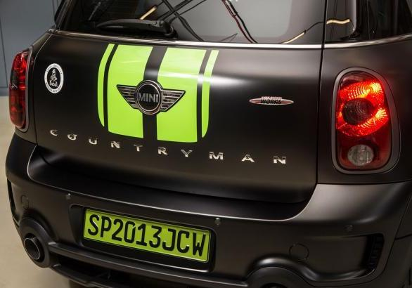 Mini John Cooper Works Countryman Dakar Winner 2013 044