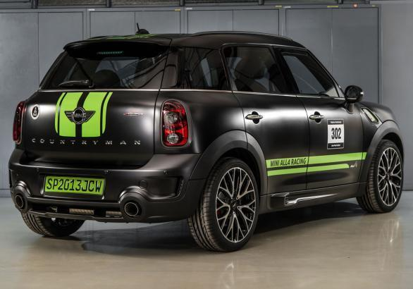 Mini John Cooper Works Countryman Dakar Winner 2013 077
