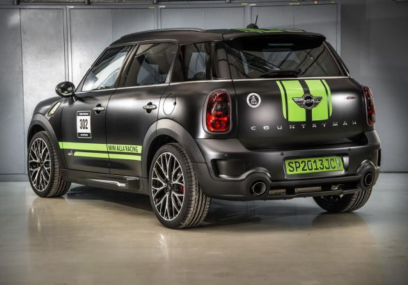 Mini John Cooper Works Countryman Dakar Winner 2013 088