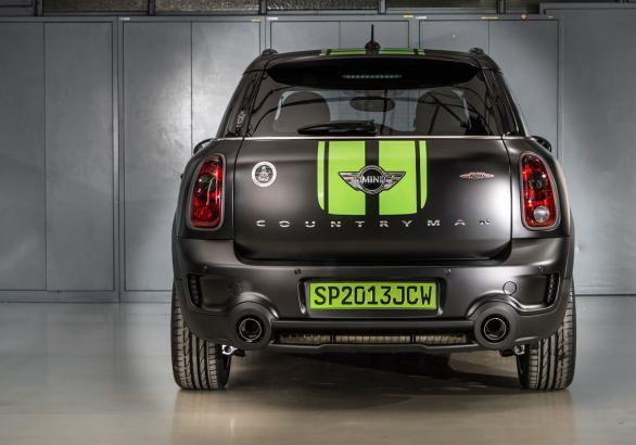 Mini John Cooper Works Countryman Dakar Winner 2013 099