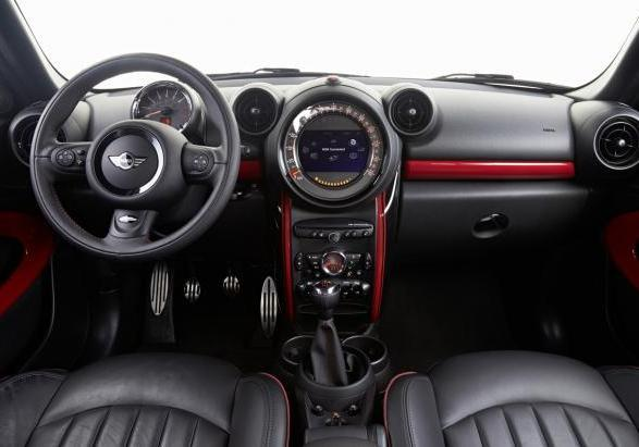 Mini John Cooper Works Paceman interni