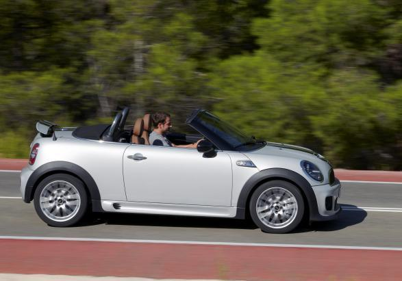 Mini Roadster laterale