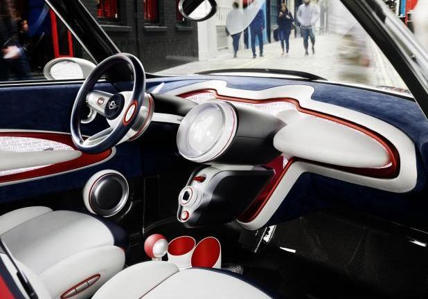 Mini Rocketman Concept interni
