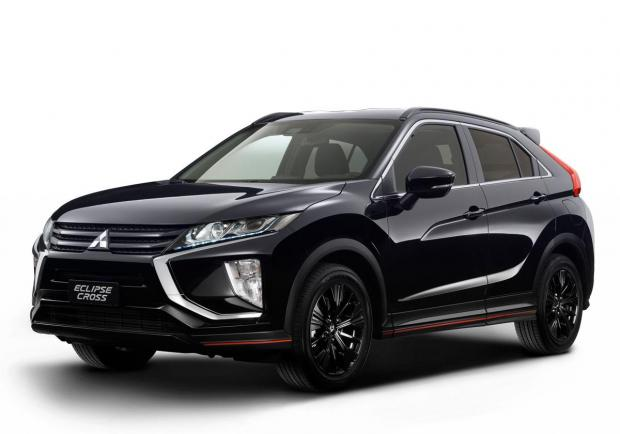 Mitsubishi Eclipse Cross Knight, la Suv speciale dall'anima dark 01