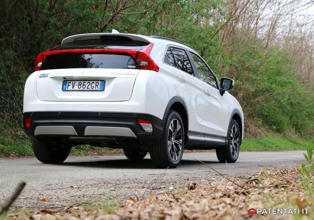 Mitsubishi Eclipse Cross 1.5 turbo 4x4 2