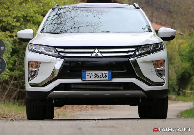 Mitsubishi Eclipse Cross 1.5 turbo 4x4 anteriore