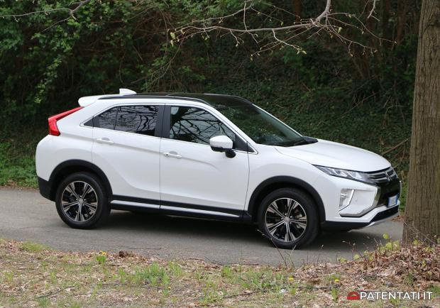 Mitsubishi Eclipse Cross 1.5 turbo 4x4