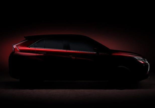 Mitsubishi nuova SUV