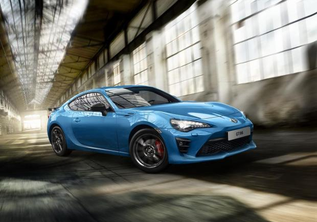 Una giapponese a Modena: Toyota GT86 Racing Edition MY19 01